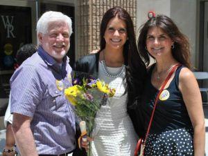 Casper, Lauren and Debi Rote